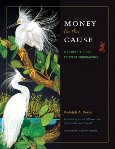 Rudy Rosen Book Money for the Cause